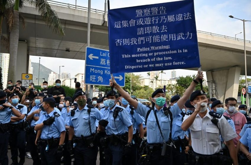 China: New analysis on Hong Kong's national security law