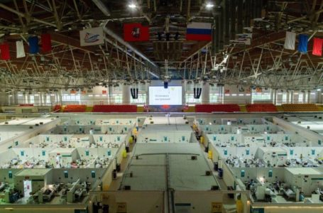 'Non-working week' declared in Moscow as COVID-19 cases jump
