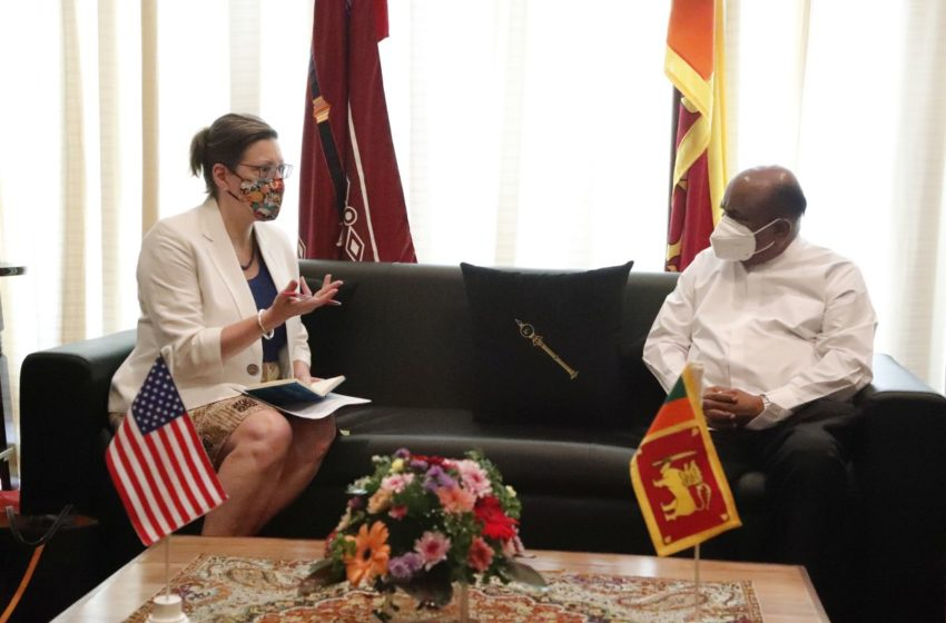Another US consignment of vaccines for the control of COVID-19 – US Ambassador informs Hon. Speaker.